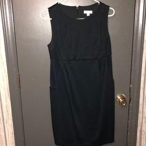 Dresses - Black maternity dress